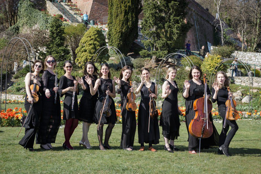 Grazer Frauenphilharmonie Mitglieder