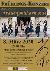 Konzert in Poelfing-Brunn