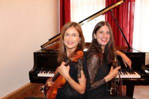 Sandra und Henriette